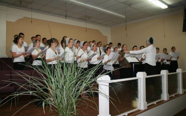 Messenger of Truth – Ukrainian Christian Pentecostal Church